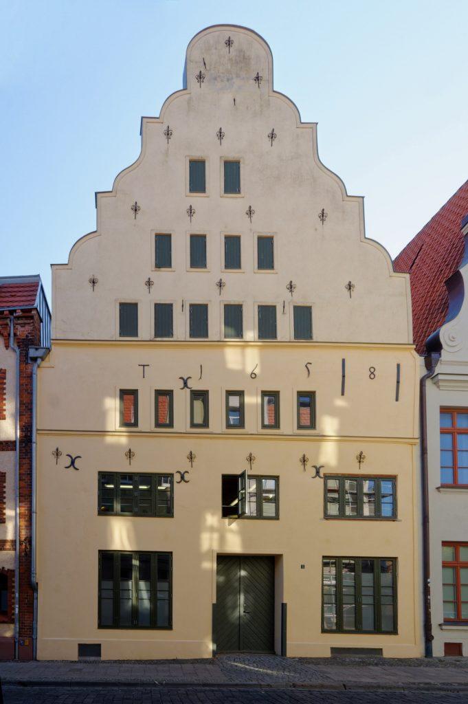 Am Poeler Tor 3, Wismar