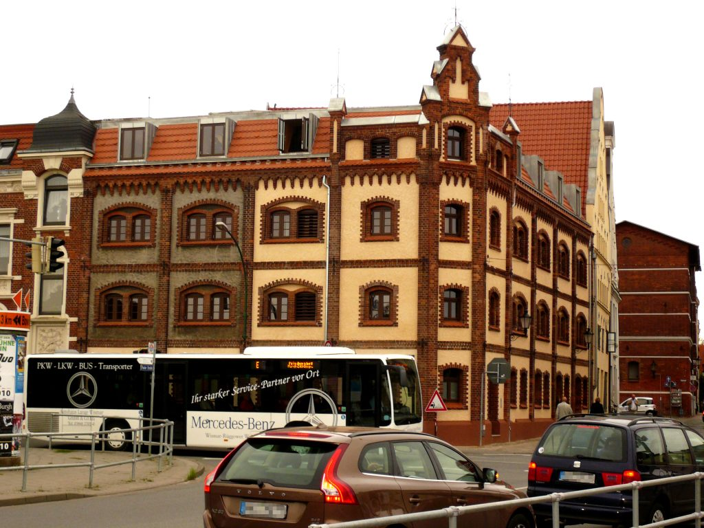 Kornlager, Wismar