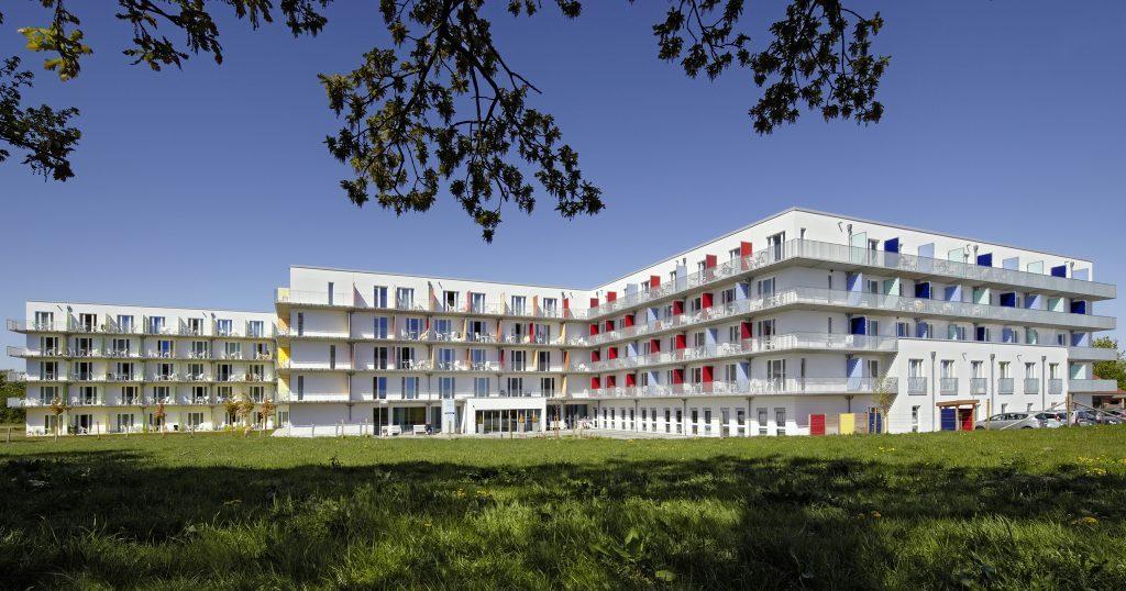 Ostseeklinik , Schönberg-Holm