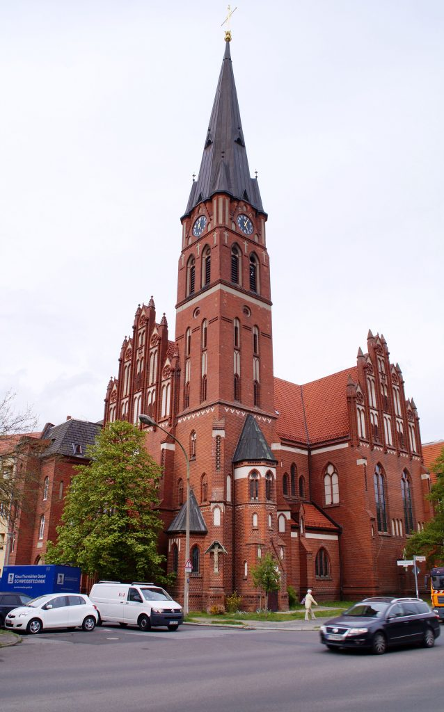 St. Georg, Berlin-Pankow