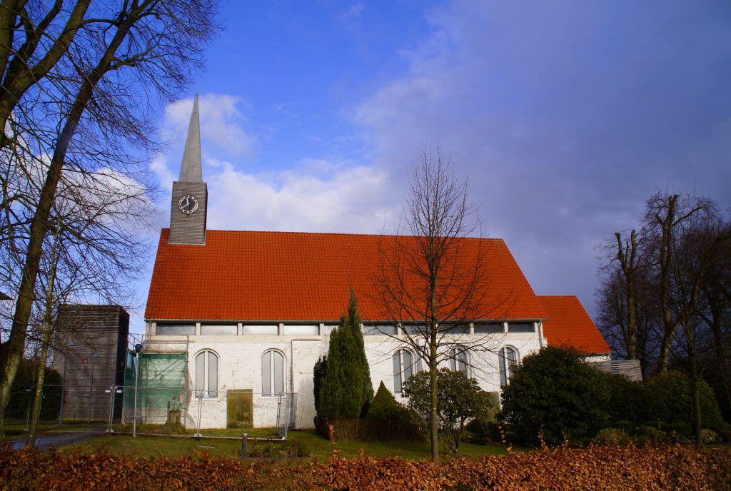 St. Severinchurch, Hademarschen