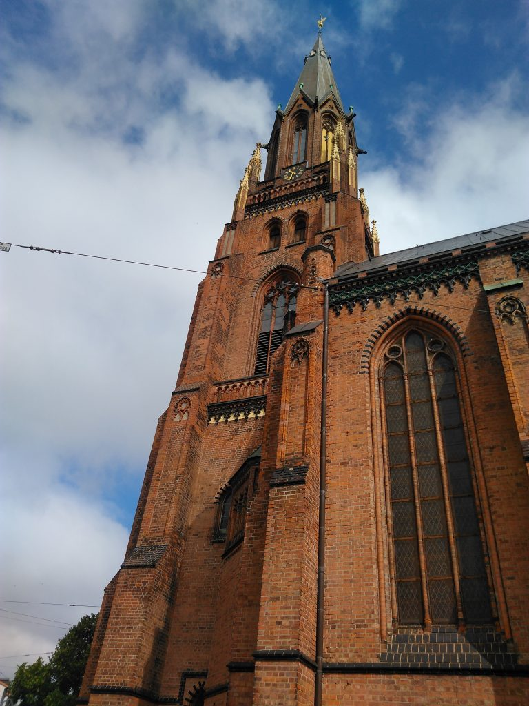 Paulskirche, Schwerin